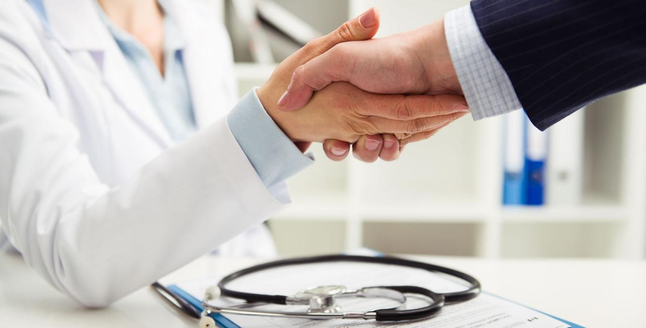 Relação médico - parceiros