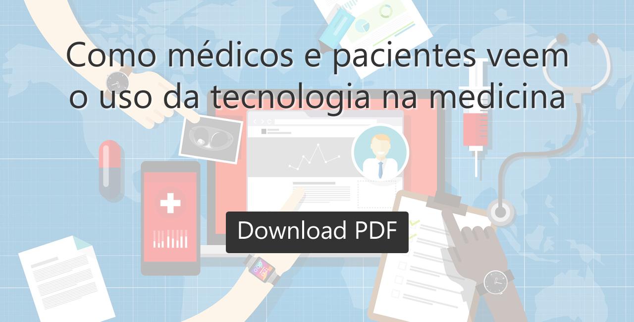 Uso da tecnologia na medicina
