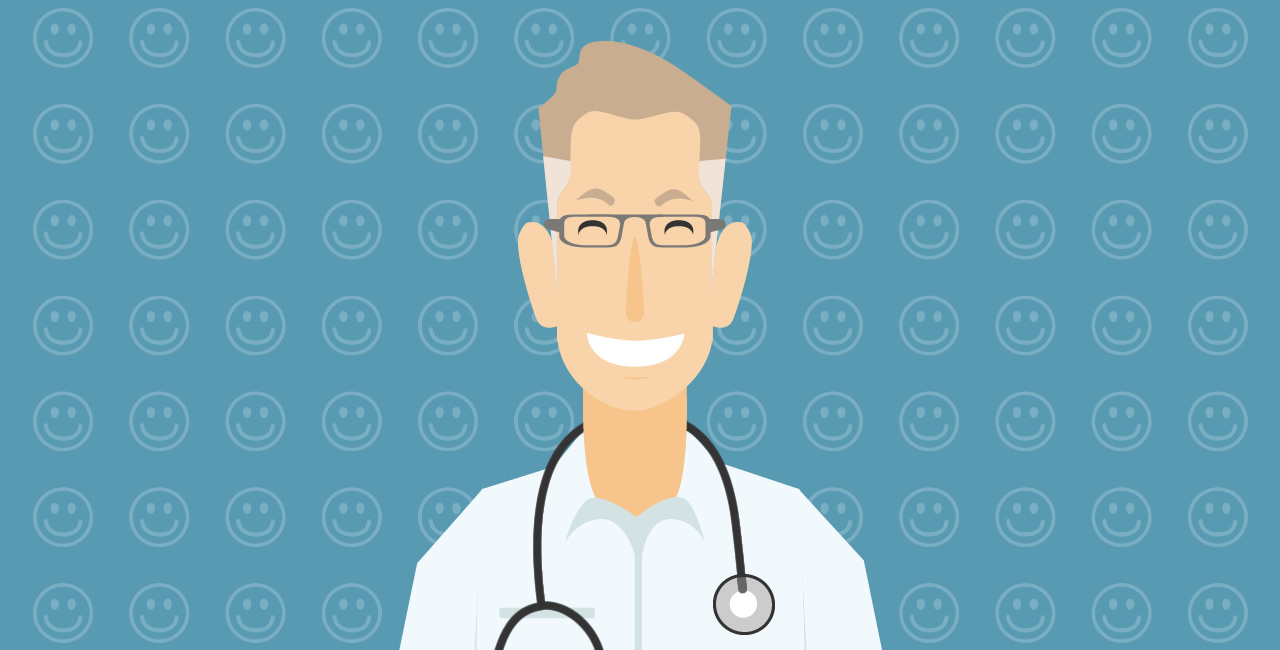 5 dicas para os médicos rirem mais durante o dia