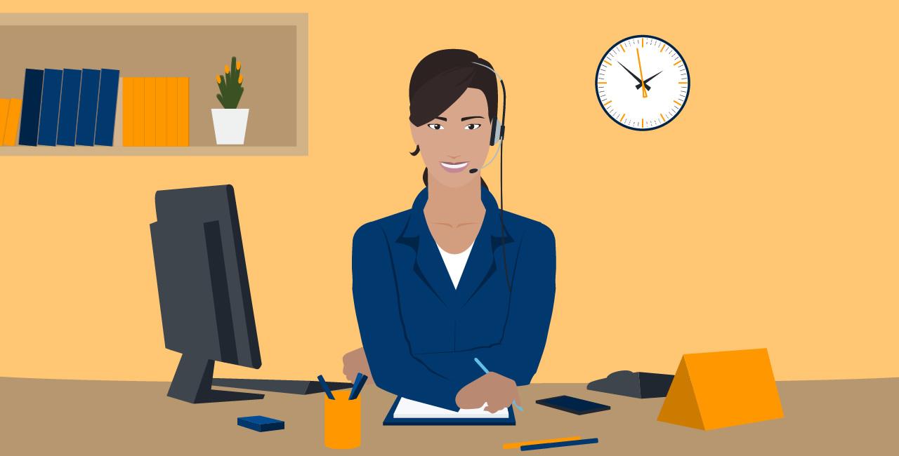 8 dicas para escolher a secretária perfeita para seu consultório