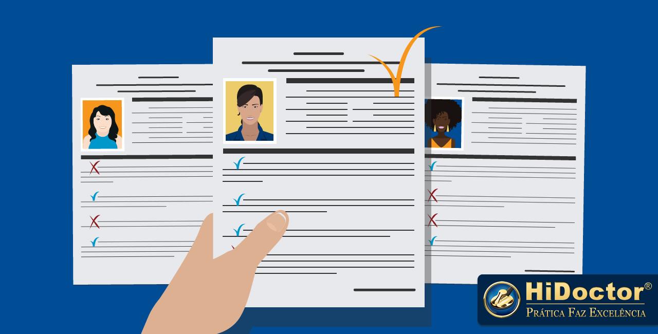Como escolher uma boa secretária para o meu consultório?