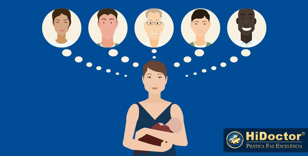 Como os pacientes escolhem seus médicos?