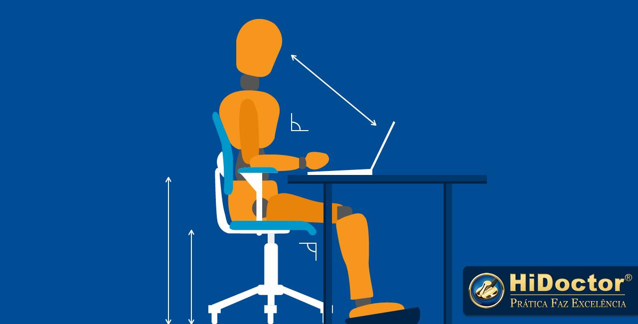 Ergonomia no consultório médico: os riscos da tecnologia