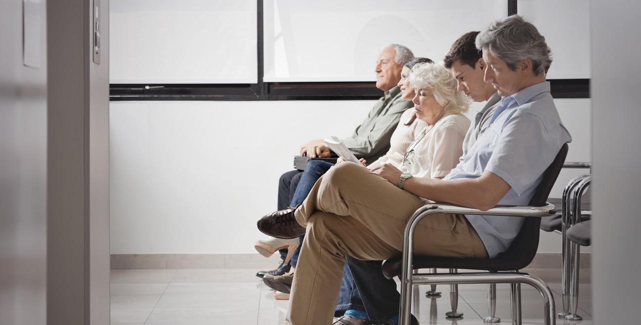 Gerenciando o fluxo de pacientes: como mantê-lo em movimento