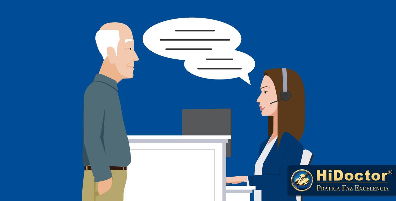 Importância da boa comunicação verbal nos consultórios médicos
