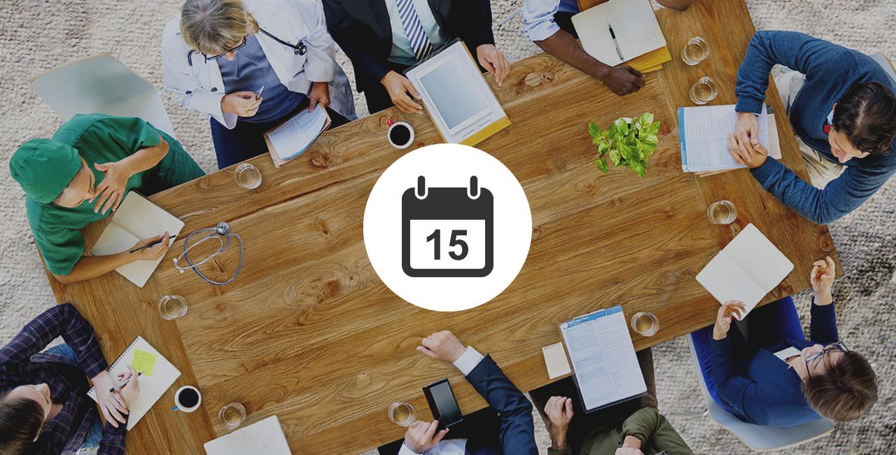 Reuniões no consultório: use-as para promover sugestões e aumentar a produtividade