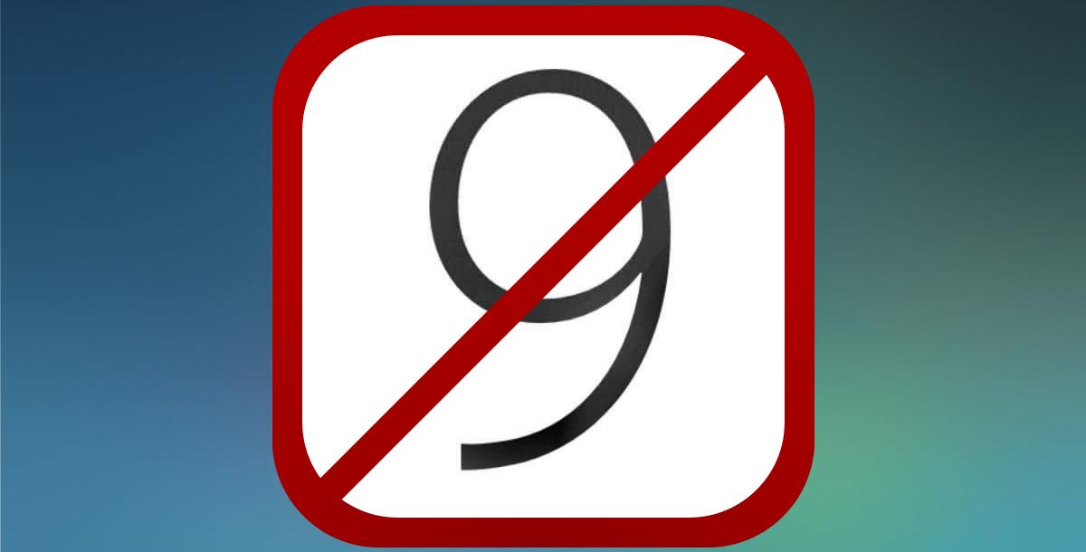 iOS 9: não atualize agora!