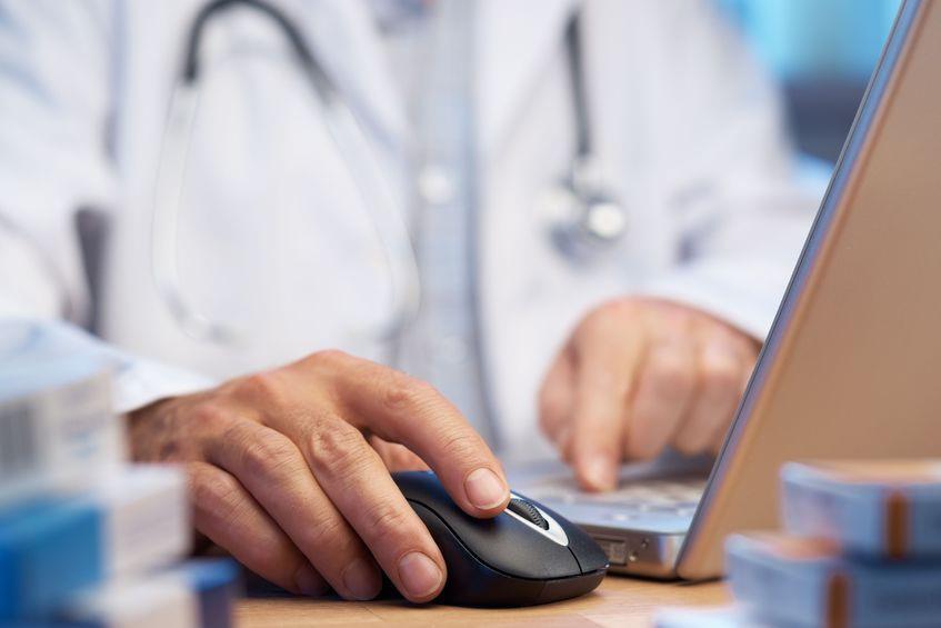 Prescrição eletrônica