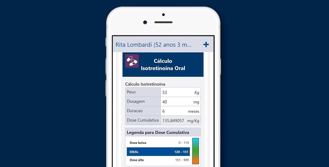 HiDoctor® Forms - Calculadora