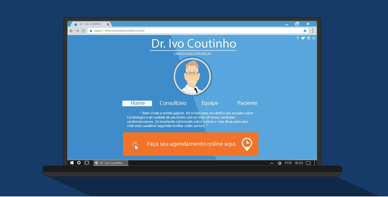 77% dos pacientes querem agendamento online, mas apenas 7% dos médicos oferecem o serviço