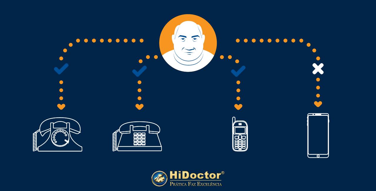 3 coisas que podem estar impedindo seus pacientes de usarem telemedicina