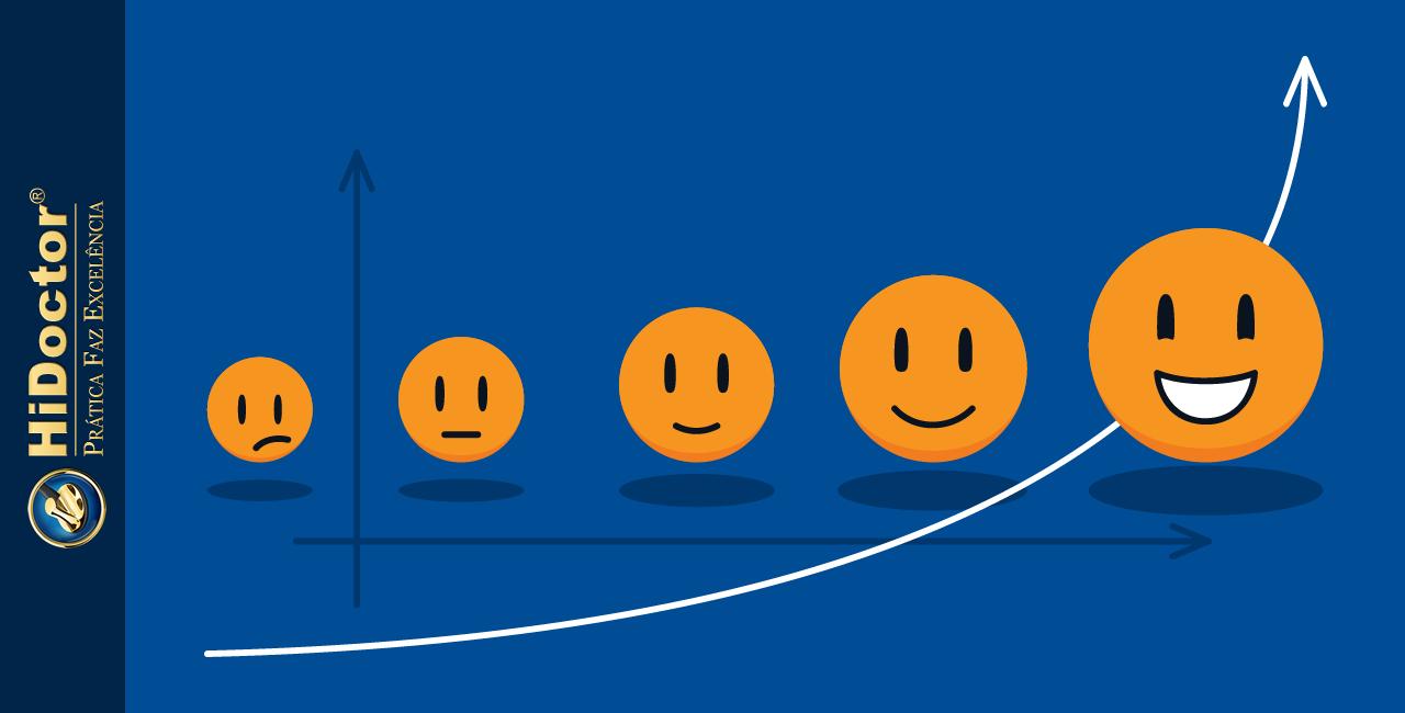 8 maneiras de melhorar a satisfação do paciente através de pesquisas