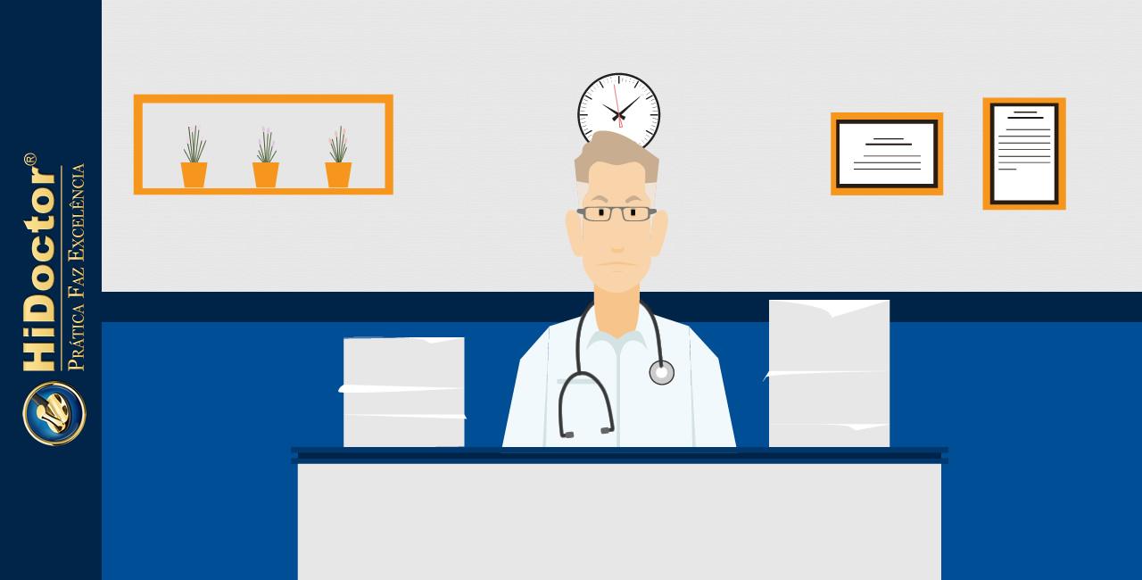 A gestão do seu consultório médico pode ser ainda mais eficiente
