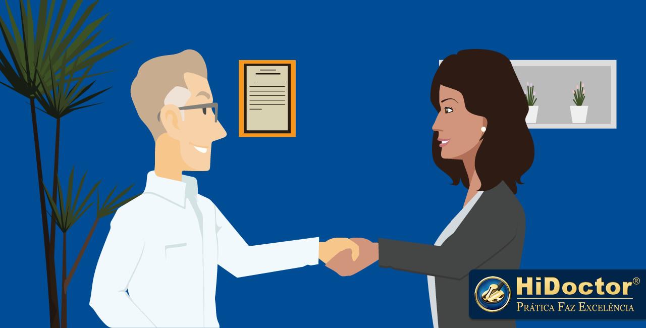 A importância do compromisso na relação médico-paciente