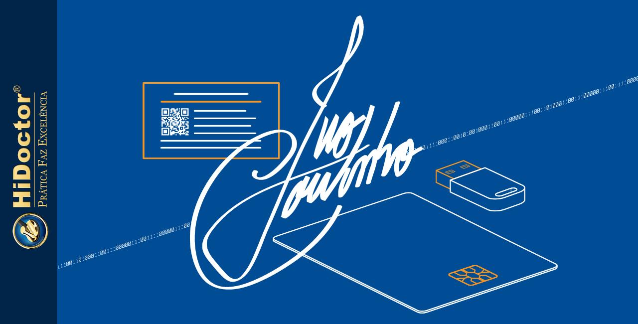 Assinatura digital - qual a importância e como usar no software médico?