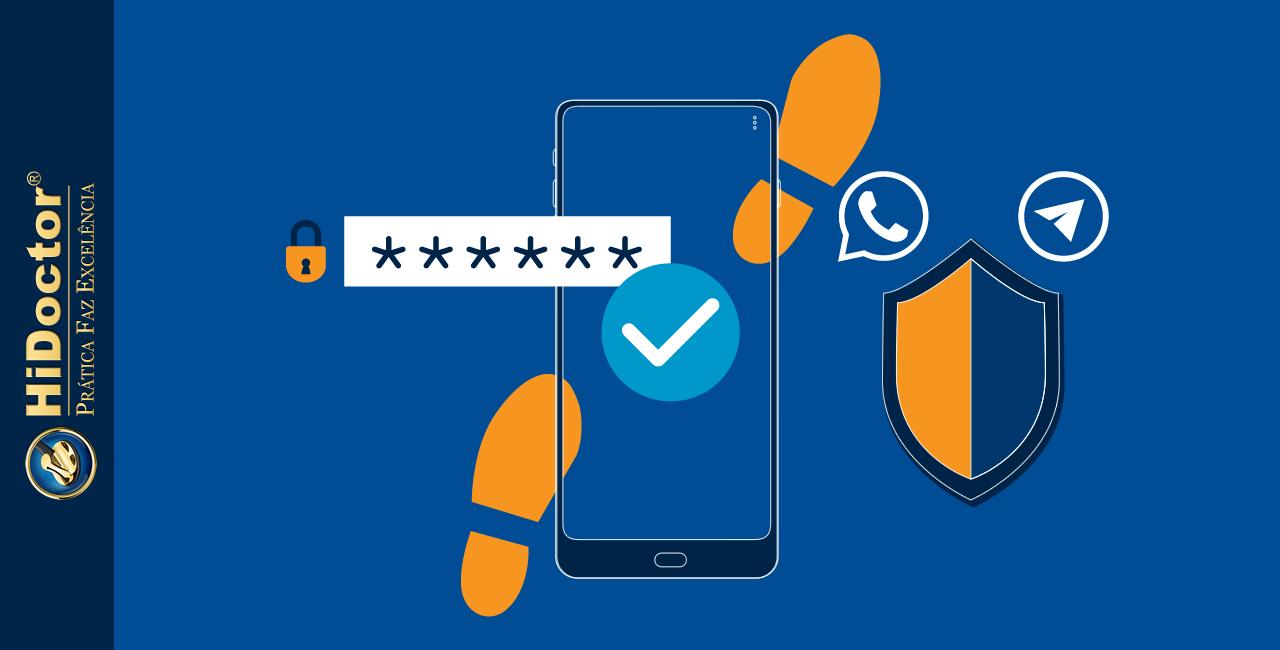 Por que a autenticação de dois fatores no WhatsApp e Telegram é essencial e como configurar