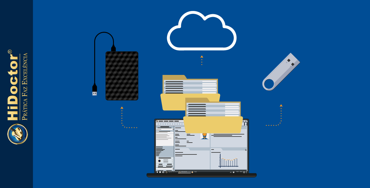 Você sabe como manter o devido backup dos dados médicos?