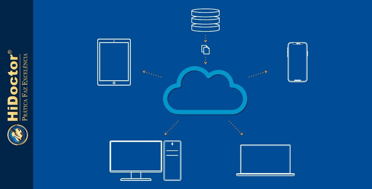 Sistema médico em nuvem: como aproveitar os benefícios da nuvem na prática médica