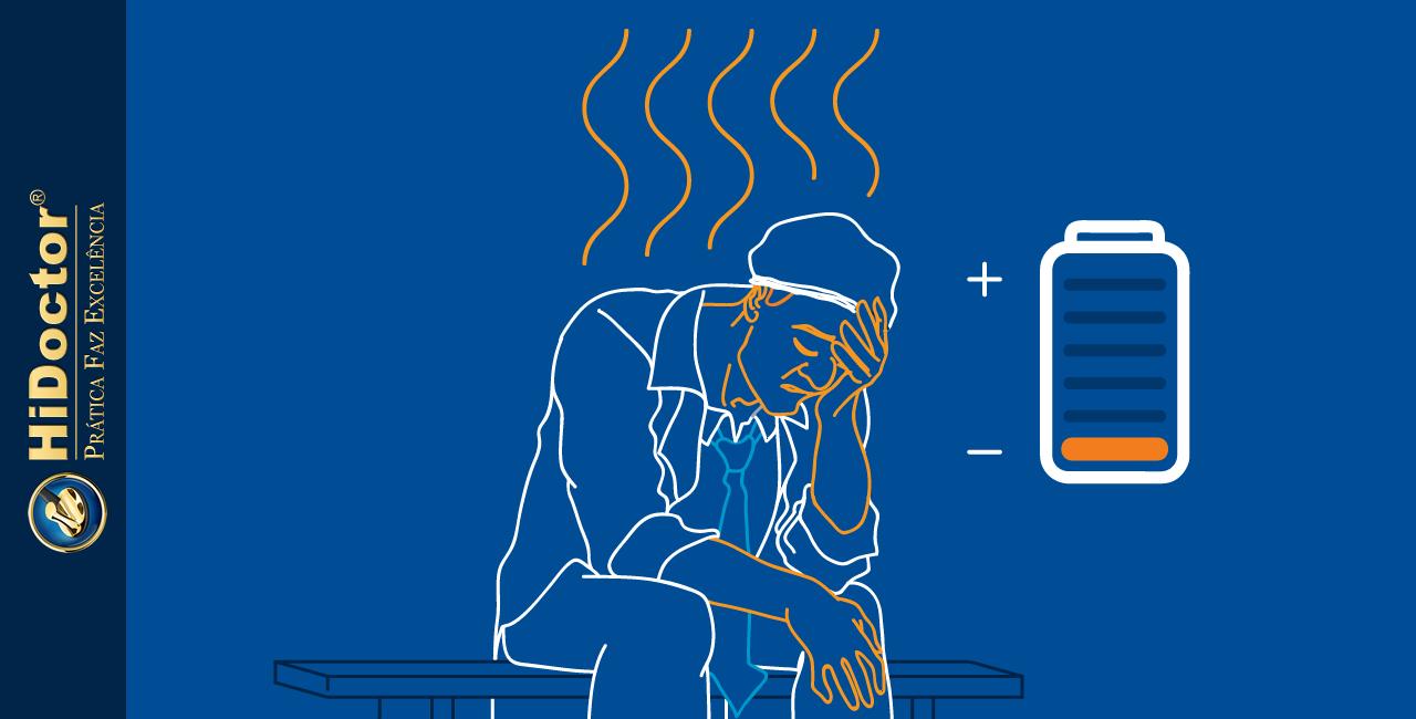 Como o burnout afeta médicos em treinamento e na residência médica
