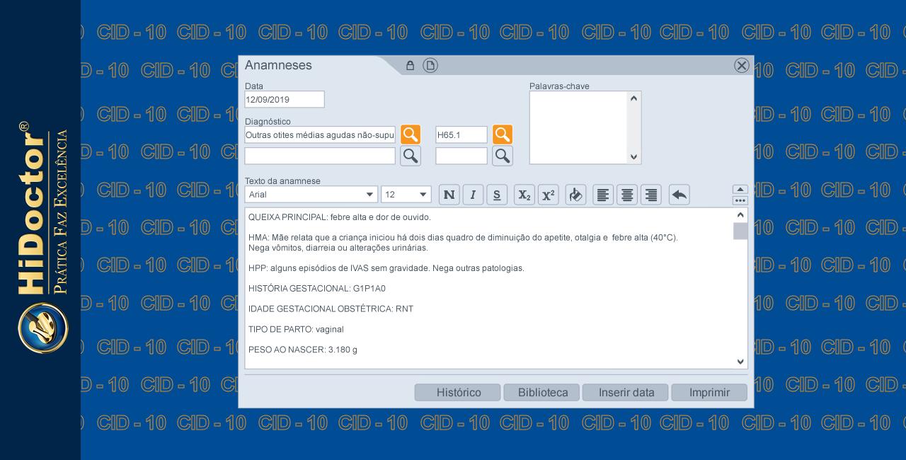 CID-10: como consultar e utilizar no prontuário eletrônico