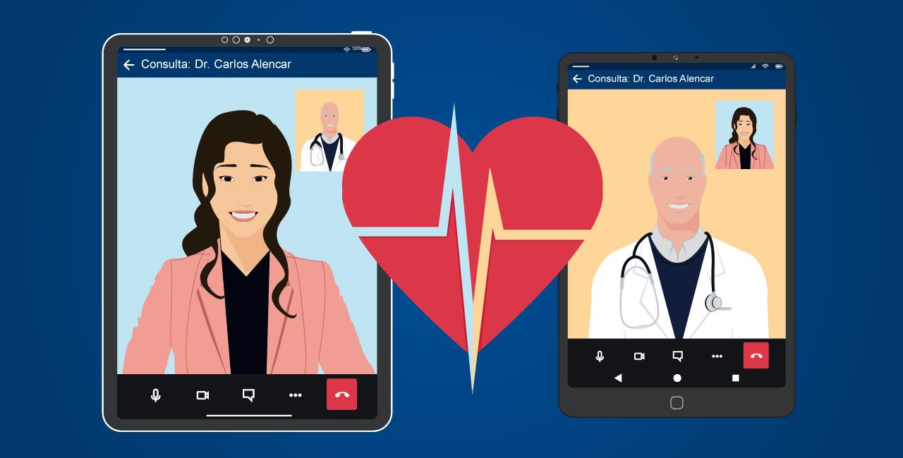 Cinco razões pelas quais você deve adotar a telemedicina em seu consultório