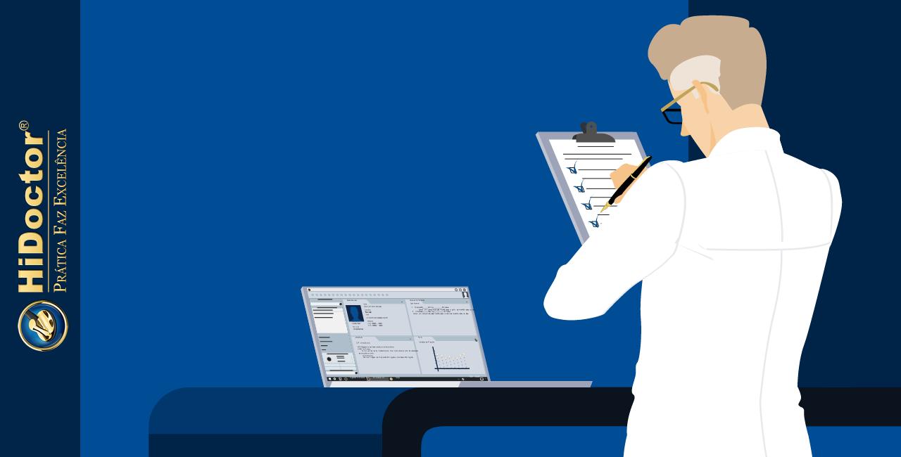 Como se preparar para começar a usar um software médico
