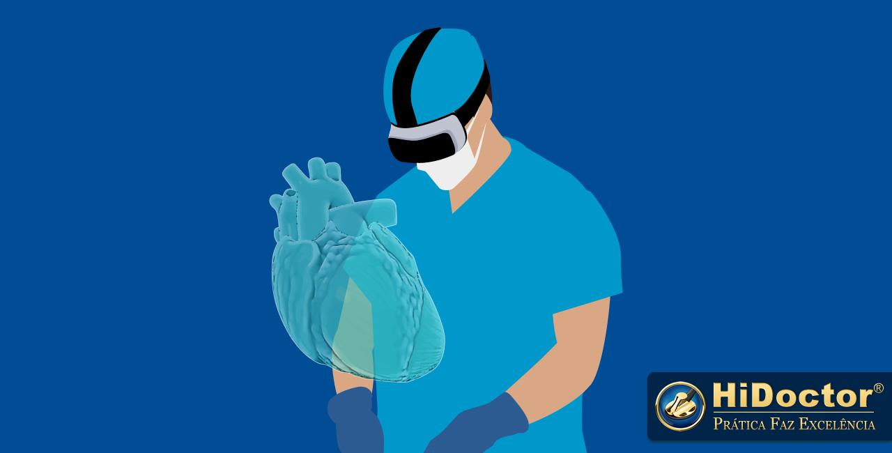 Como a Realidade Virtual está sendo usada na Medicina