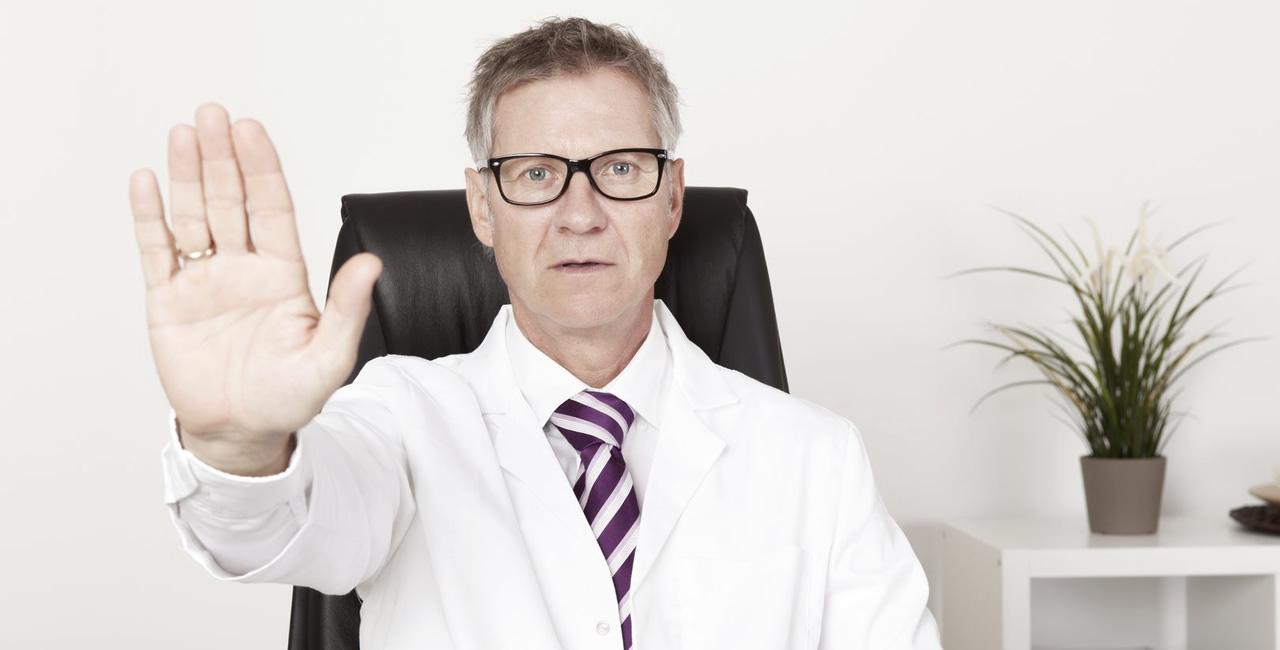 Como dizer não a solicitações despropositadas de pacientes