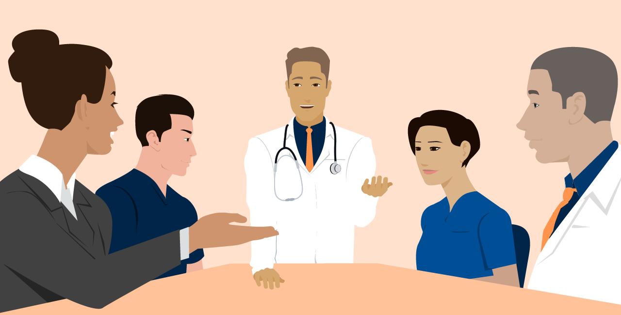 Como gerenciar com eficácia a equipe de seu consultório médico