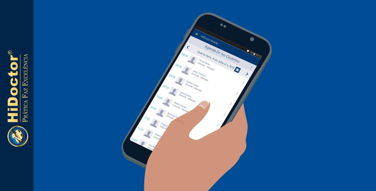 Como os médicos estão utilizando a tecnologia mobile na saúde
