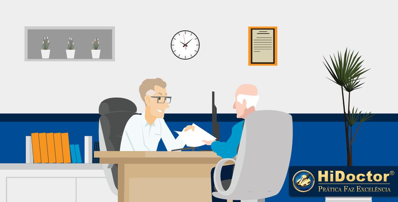 Como otimizar a prescrição de medicamentos durante a consulta