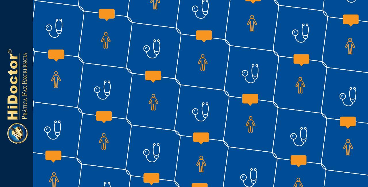 Construindo e mantendo uma forte rede de referências de pacientes