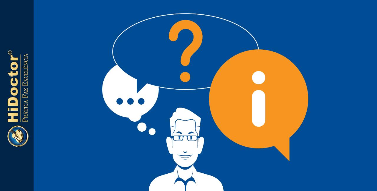 FAQ sobre software médico: veja dúvidas frequentes sobre os sistemas de prontuário eletrônico