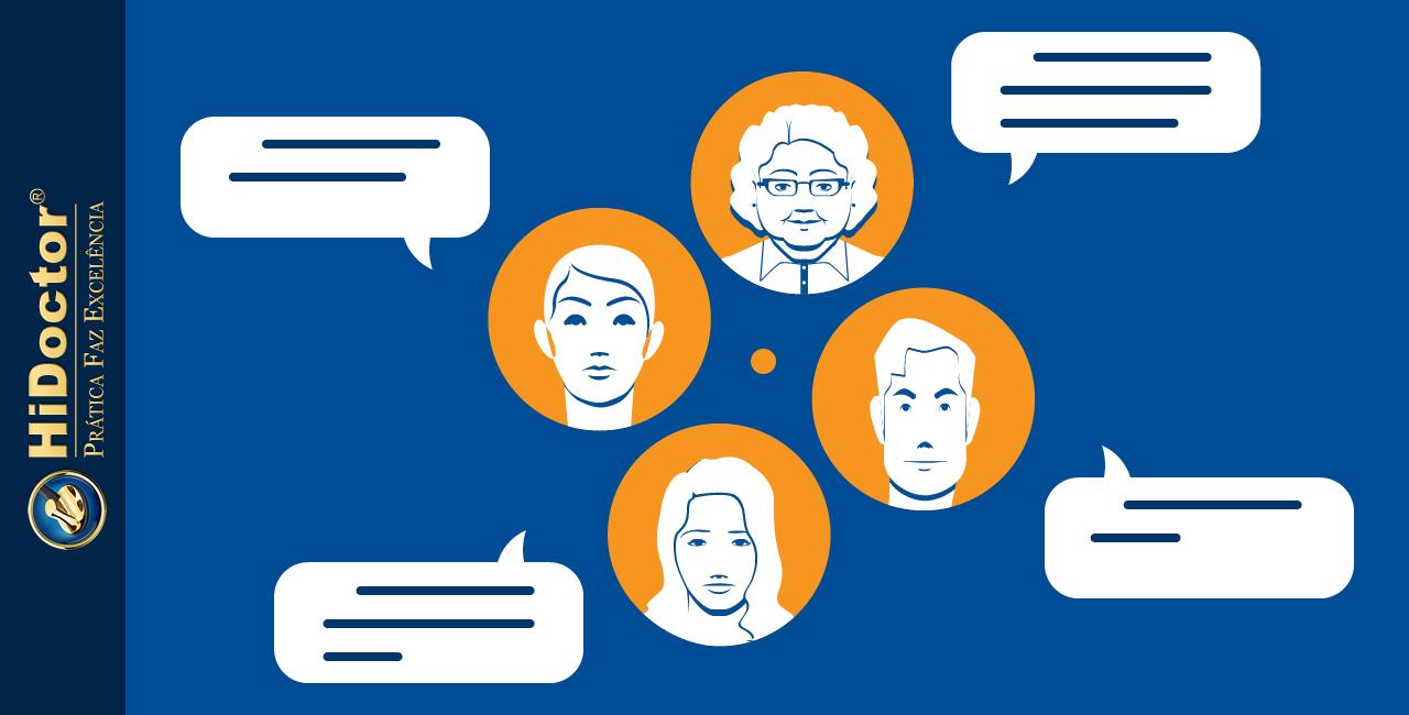 Por que o feedback do paciente é importante para os consultórios médicos?
