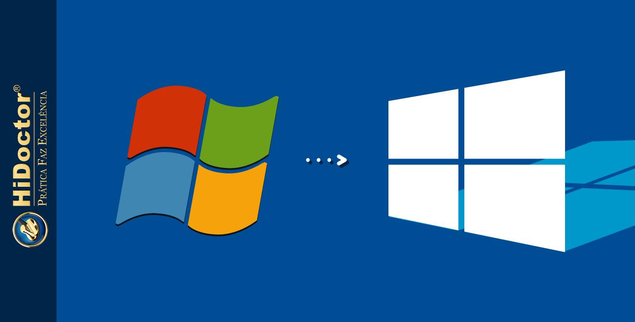 Atenção ao fim do suporte ao Windows 7 pela Microsoft