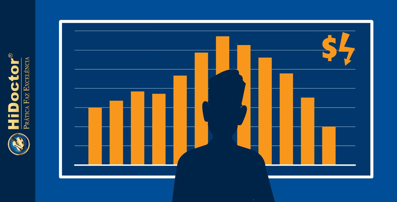 Formas inteligentes de reagir e reverter o declínio de rentabilidade no consultório