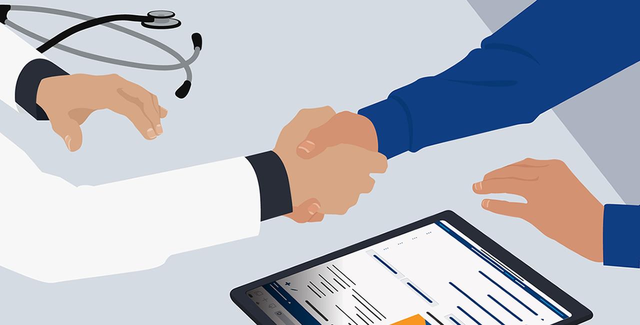 Fortaleça os cuidados de saúde construindo parcerias autênticas com os pacientes