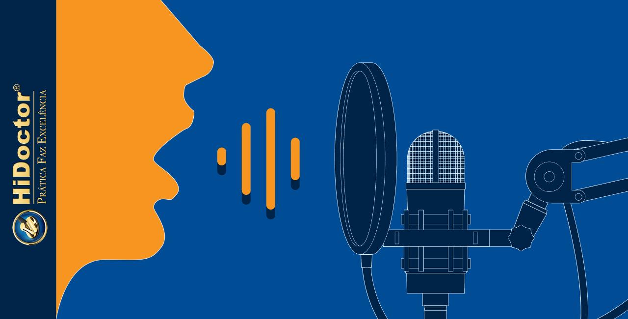 HiDoctor® Curtas - acompanhe o podcast com informações sobre seu software médico