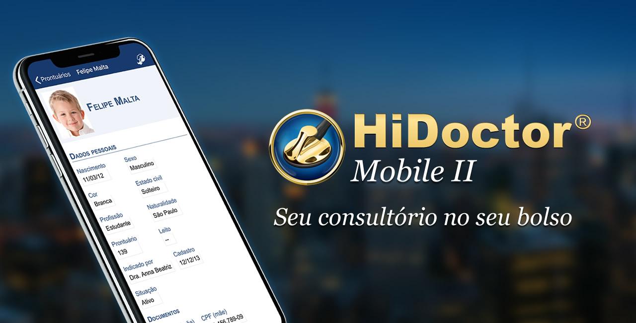 HiDoctor® Mobile: nova versão traz facilidades na comunicação com o paciente