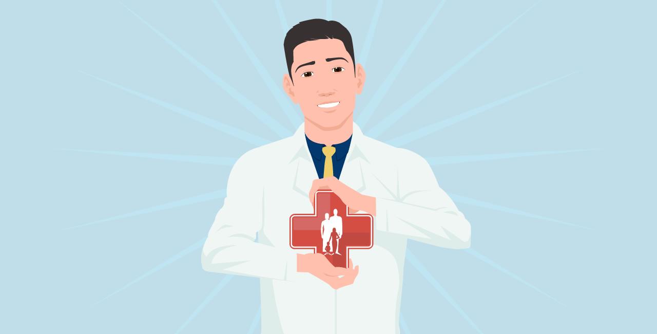 Indo além para fazer os pacientes se sentirem seguros e bem cuidados