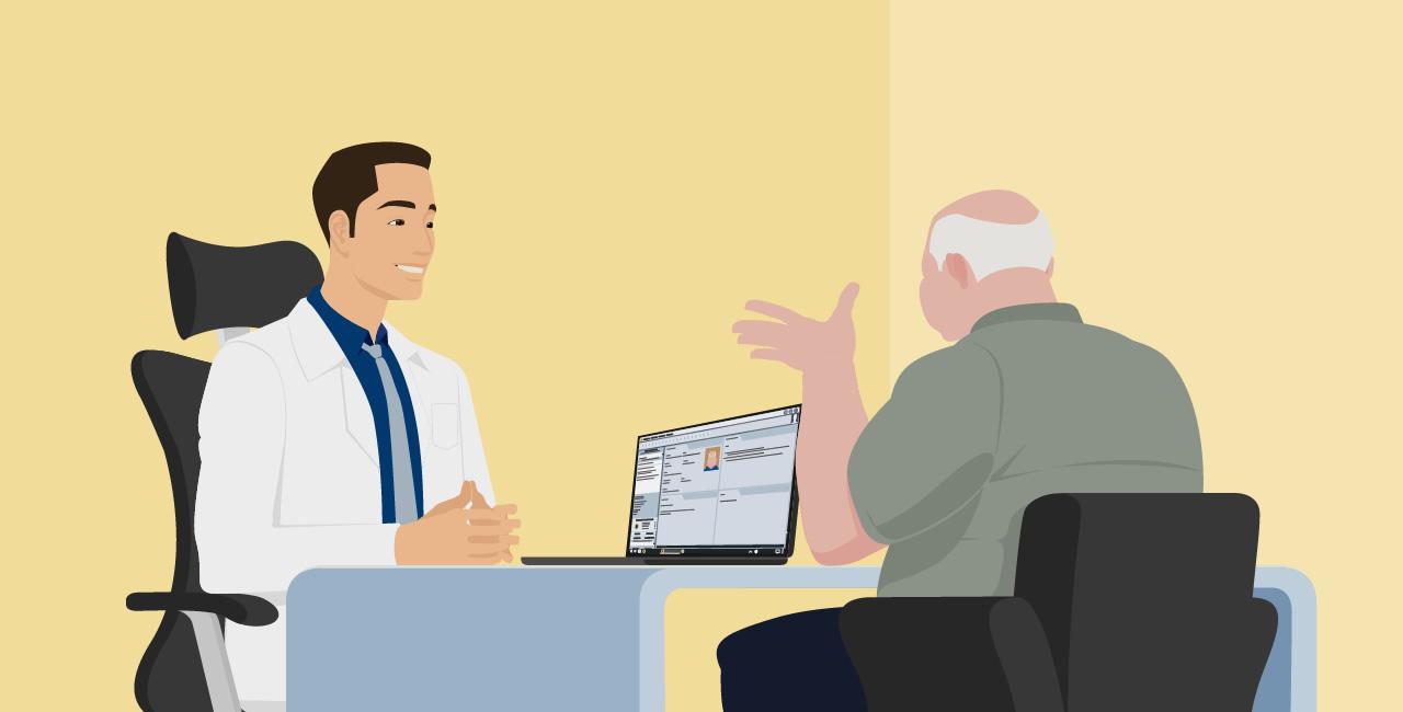 Melhores maneiras de ouvir as histórias dos pacientes