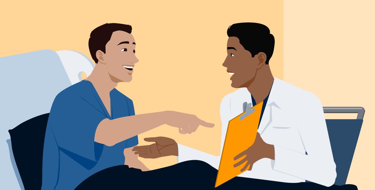 Nove maneiras de melhorar a comunicação com o paciente