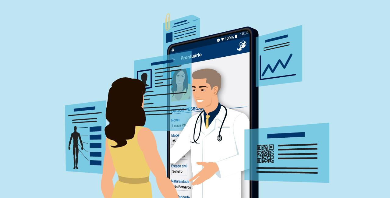 O impacto e as vantagens do software médico para a experiência do paciente