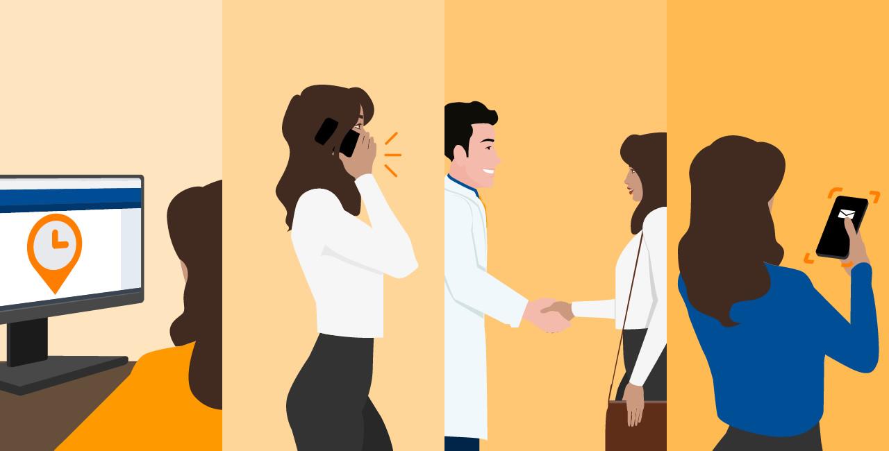 Por que primeiras (e últimas) impressões são importantes para engajar e reter os pacientes
