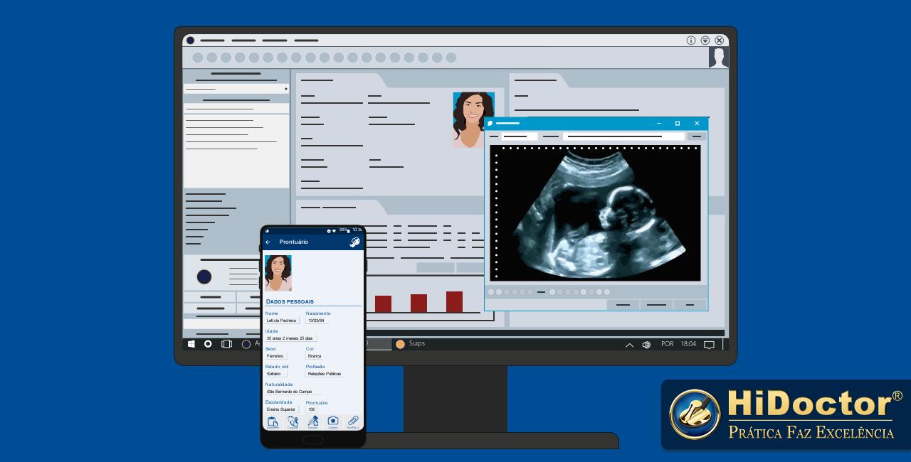 Prontuário eletrônico para Ginecologia e Obstetrícia: o que não pode faltar