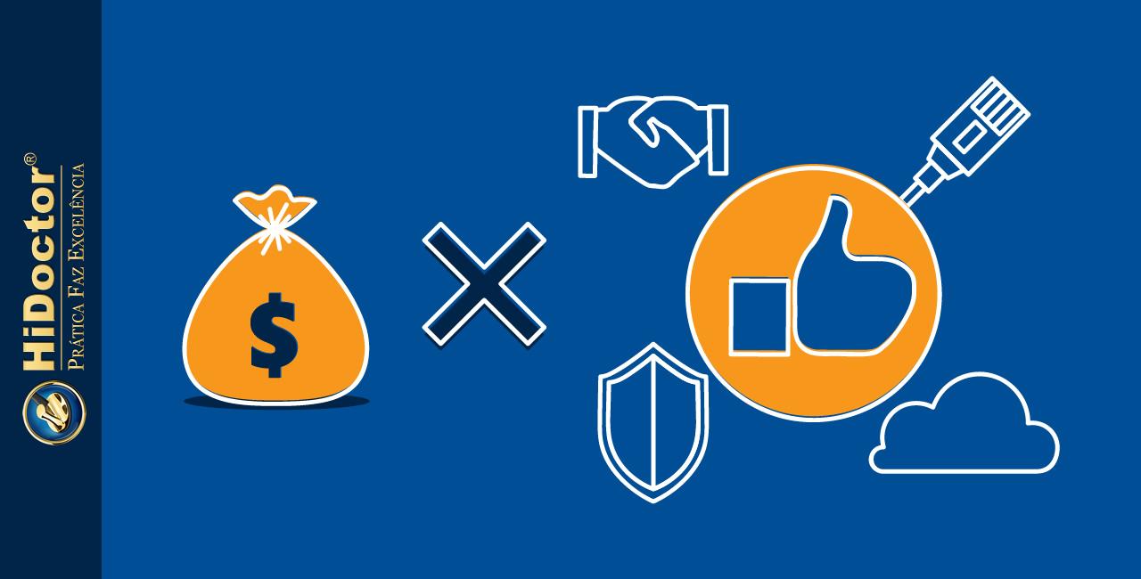 Qual o melhor custo-benefício em um sistema de prontuário eletrônico?