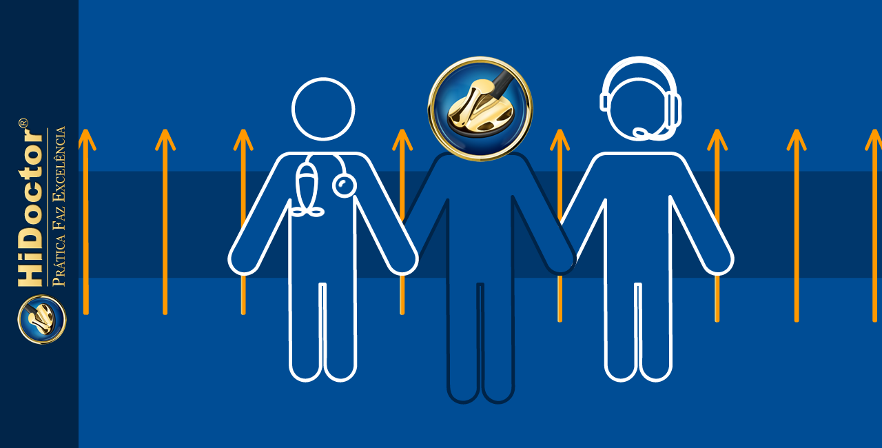 Como o software médico aumenta a produtividade do consultório