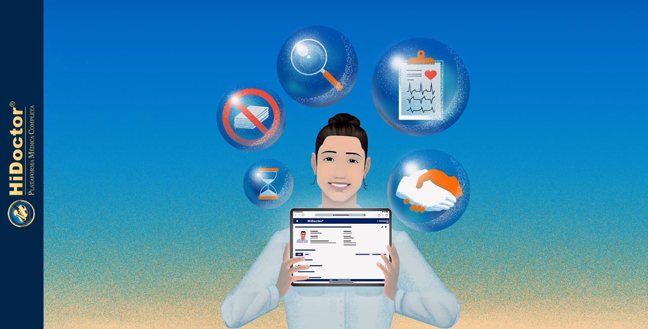 5 vantagens em utilizar um software de prontuário eletrônico